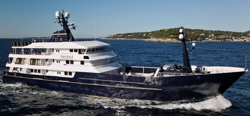 M/Y Force Blue