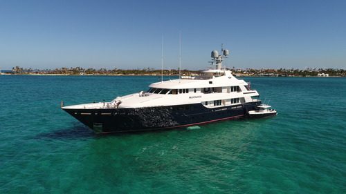M/Y Broadwater