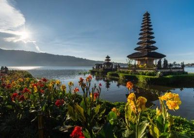 Bali to LaBuan Bajo, South Pacific