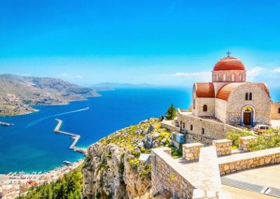 The Adriatic Sea, Greece