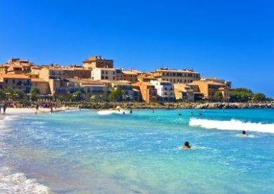 Elba, Corsica and Sardinia, Italy