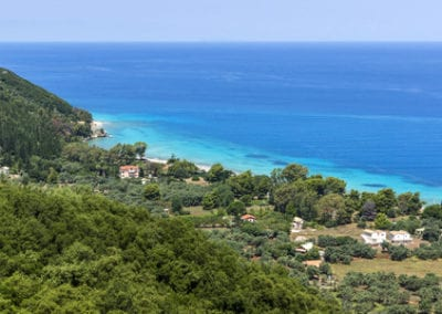 The Ionian Islands, Greece