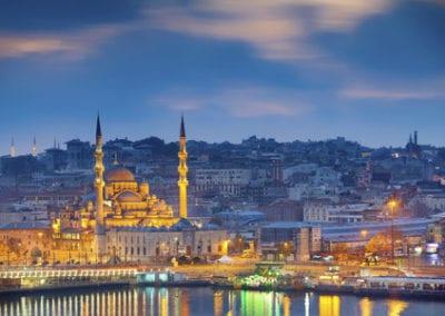 Turkey, Eastern Mediterranean