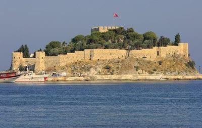 Greece and the Turkish Coast