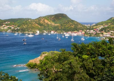St. Martin to Martinique, French Caribbean